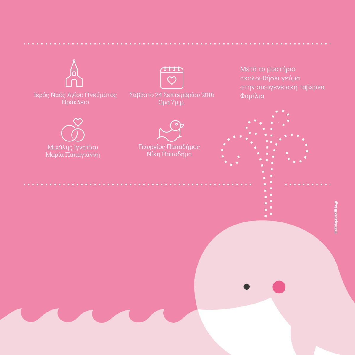 Φάλαινα στο νερό