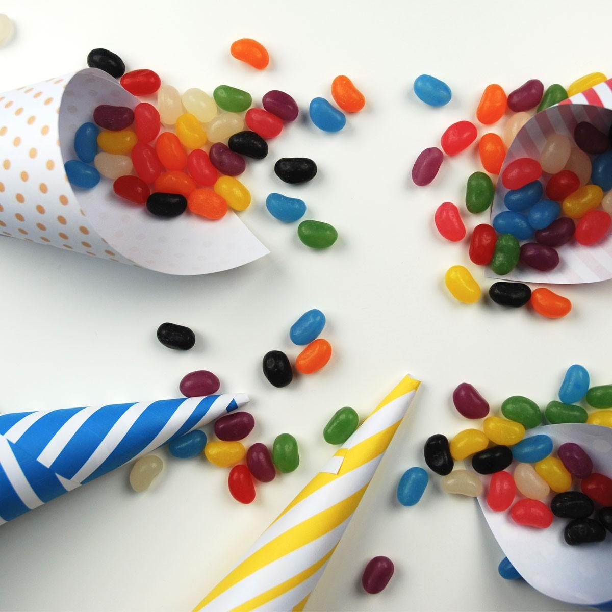 Χωνάκι ζαχαρωτών