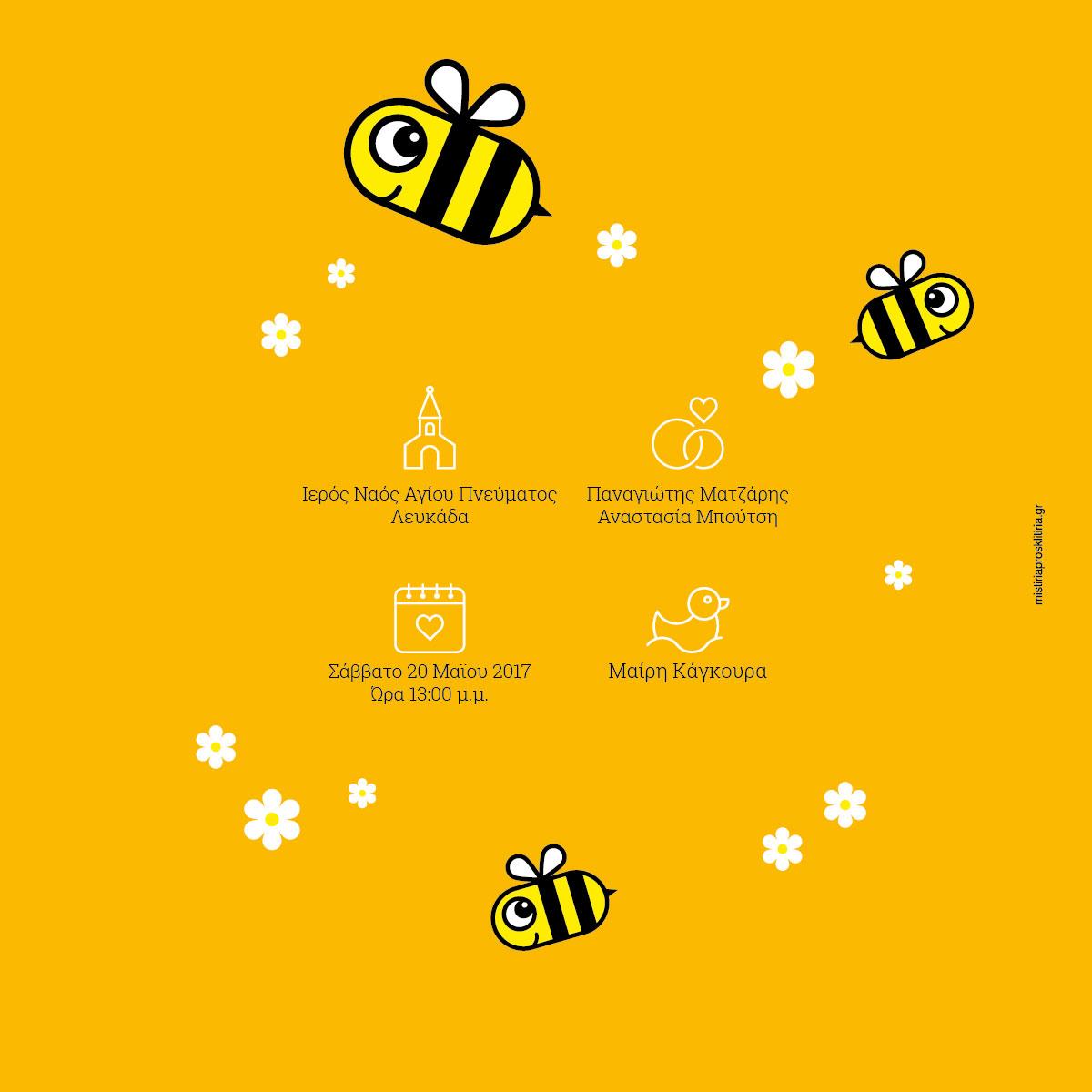 Μελισσούλες ανοιξιάτικες